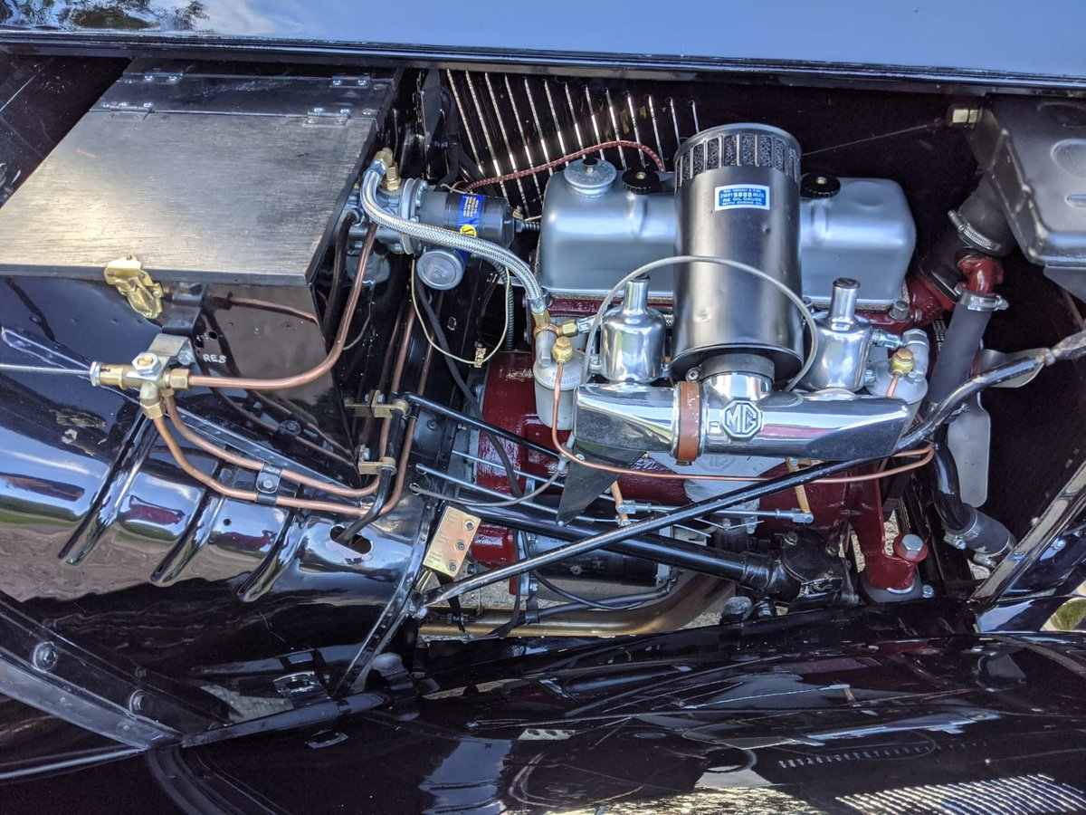 1939 MG TB for Sale - Correct Engine. Very Original. For Sale (picture 5 of 6)