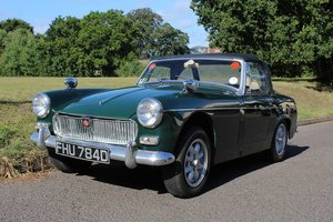 MG Midget MK11 1966 - To be auctioned 30-10-20 For Sale by Auction