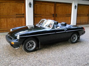 1979 MG B RHD  For Sale