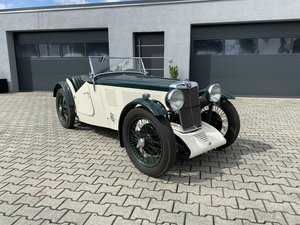 1931 MG F2 Magna Special, perfectly restored