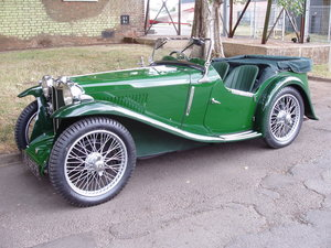 Picture of 1935 M.G. PB Midget For Sale