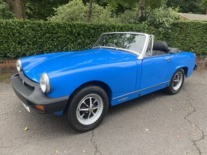 Picture of 1978 MG MIDGET 1500