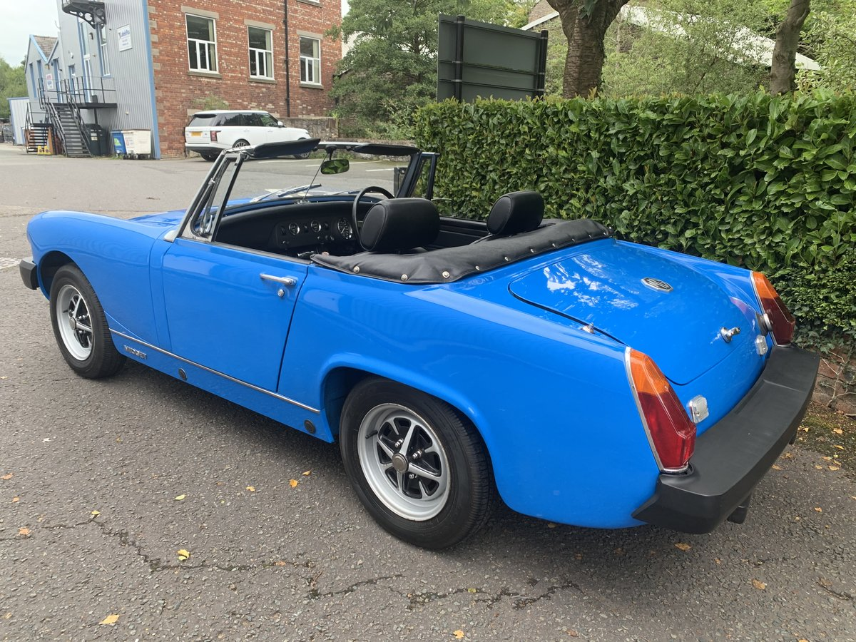 1978 MG MIDGET 1500 For Sale (picture 2 of 6)