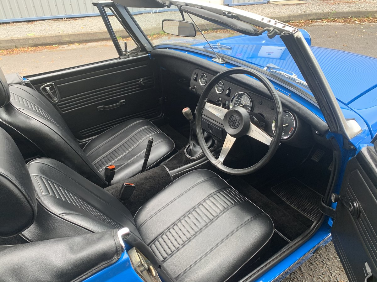 1978 MG MIDGET 1500 For Sale (picture 3 of 6)