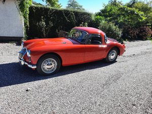 Picture of 1960 Mga coupe mk11