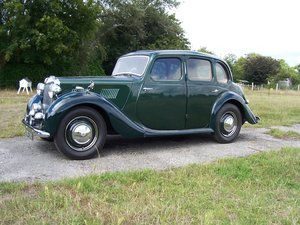 Picture of 1950 MG YA  sports saloon