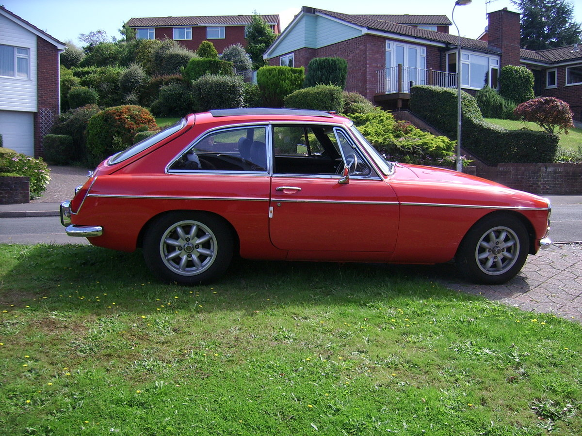 1971 MGB GT For Sale (picture 3 of 6)