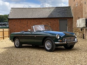 Picture of 1967 MGB Roadster. Last Owner 17 Years SOLD
