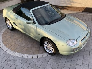 Picture of 2001 MG F