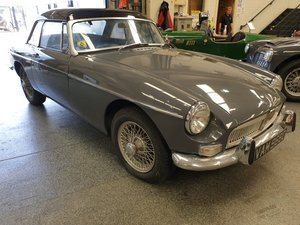 *REMAINS AVAILABLE - AUGUST AUCTION* 1966 MG B For Sale by Auction