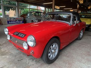 *REMAINS AVAILABLE - AUGUST AUCTION* 1977 MG Midget 1500 For Sale by Auction
