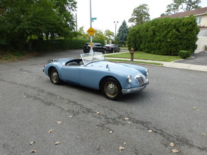 1958 MG A Roadster Two Tops Decent Driver -
