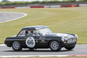 MGB Roaster - FIA Race Car