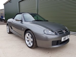 2004 MG TF 135 X-Power grey low mileage For Sale