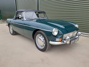 1968 MGC Roadster. Recent restoration.  For Sale