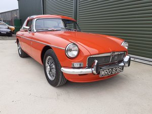1972 1973 MGB Roadster supercharged, the ultimate MGB? For Sale