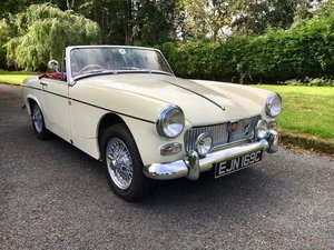 Picture of 1965 MG MIDGET MK11 WITH ENGINE UPGRADE BY OSELLI  For Sale