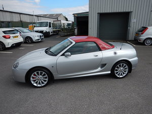 Picture of 2004 MG TF 80th Anniversary LE 120 Stepspeed Automatic  SOLD