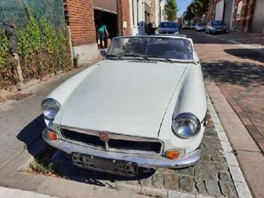 Picture of 1973 Mgb roadster lhd