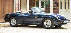 'The Nell Collection' 1995 MG RV8 For Sale by Auction