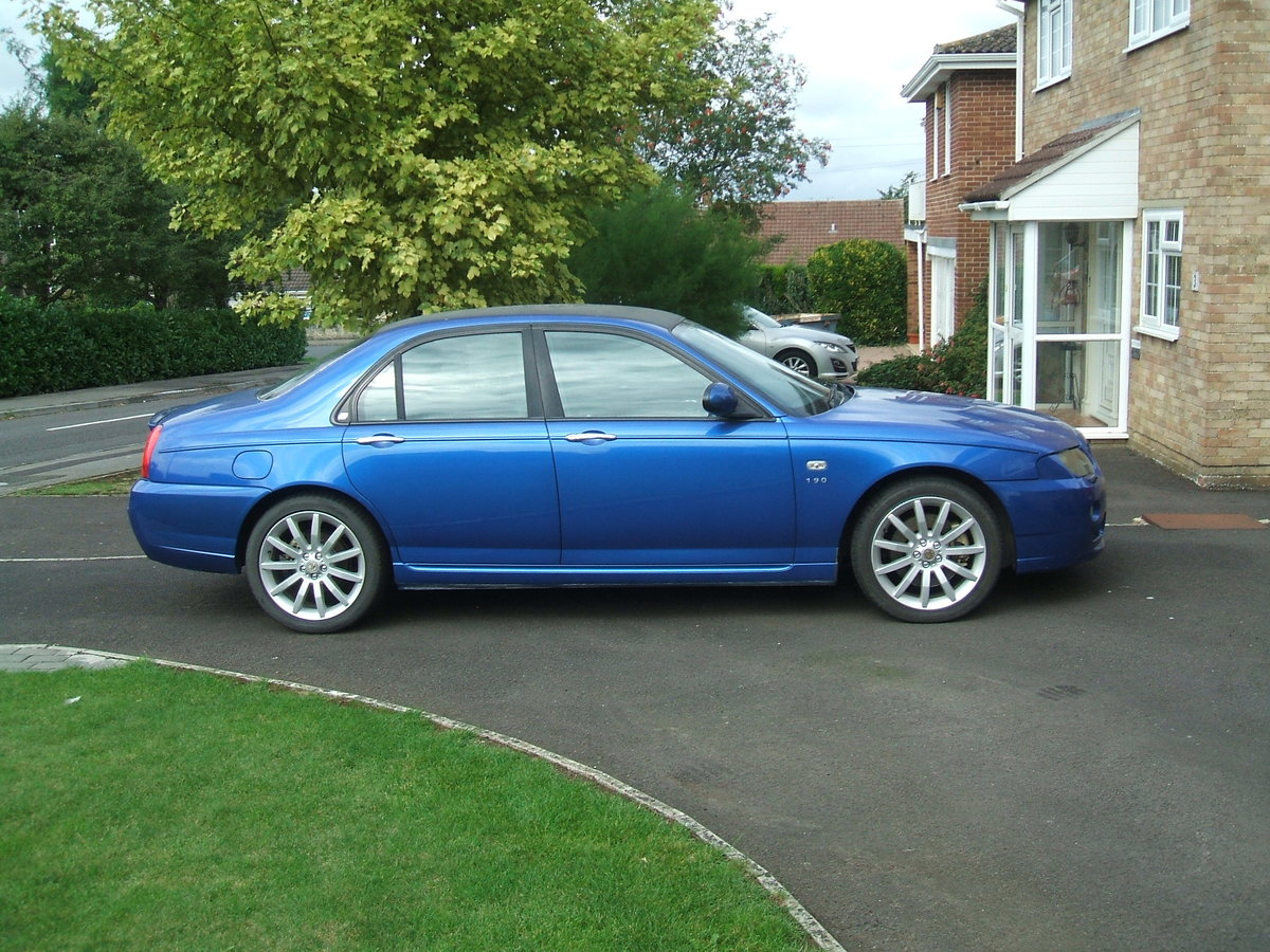 Picture of 2004 MG ZT190+ For Sale