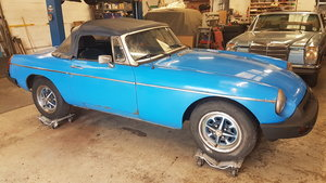 Picture of 1978 MG MGB Roadster Project SOLD