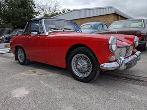 Picture of 1969 MG Midget SOLD