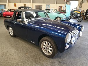 **OCTOBER ENTRY** 1980 MG Midget For Sale by Auction