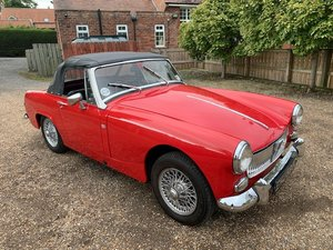 **OCTOBER ENTRY** 1965 MG Midget For Sale by Auction