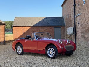 Picture of 1977 MG Midget / Austin Healey Frogeye Conversion. SOLD