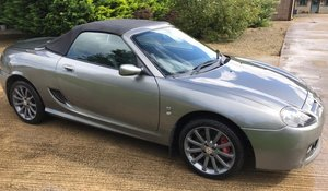 2004 MG TF for sale by Auction 19th September