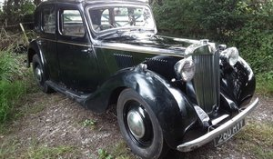 1947 MG YA Saloon for sale by Auction 19th September