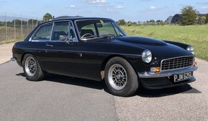 1972 MG B GT Costello Mk. I for sale by auction 19th September