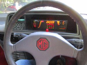 1984 MG Montego efi with digital dash