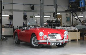 1957 MG A 1500 Roadster *3 previous owners, original RHD*