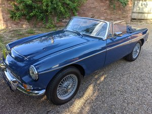Picture of 1969 MGC ROADSTER. O/D. Totally rebuilt. For Sale