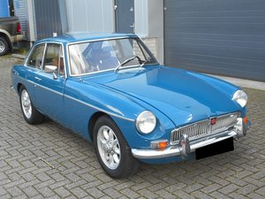 Picture of 1971 MG B GT coupe LHD For Sale
