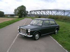 Picture of 6995 1968 MG 1300 Saloon Historic Vehicle  For Sale