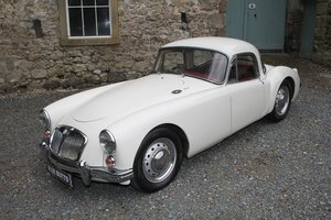MGA Fixed Head Coupe 1959