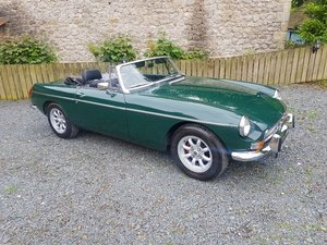 Picture of MGB Roadster Man O/D 1972 For Sale