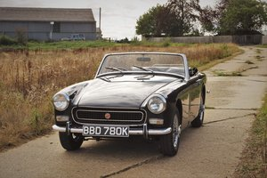 1971/K MG Midget MkIII 1275cc with Heritage bodyshell SOLD! For Sale