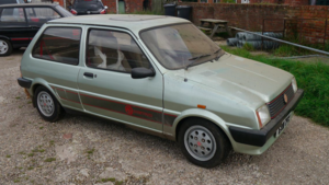 1983 Very Low Mileage MG Metro Barn Find