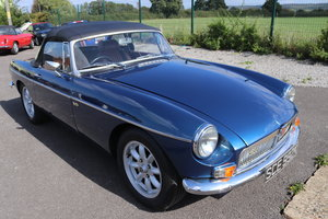 Picture of 1971 MGB V8 Roadster, high spec example