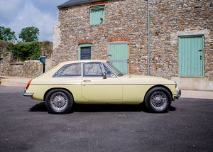 1968 MG C GT
