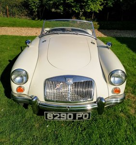 MGA 1600. UK car. Just 3 Owners from new. 55000mls