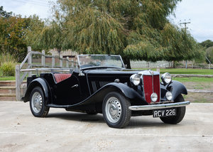 Picture of 1953 MG TD For Sale by Auction