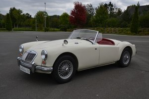 (1138) MG MGA 1600 Roadster