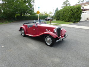 Picture of 1953 MG TD Roadster Very Good Mechanics - For Sale