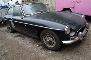 Picture of Lot 51 -  A 1969 MGB GT - 23/09/2020 SOLD by Auction