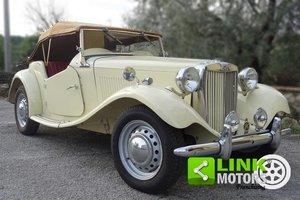1952 MG TD Midget  **RESTAURATA INTERAMENTE**